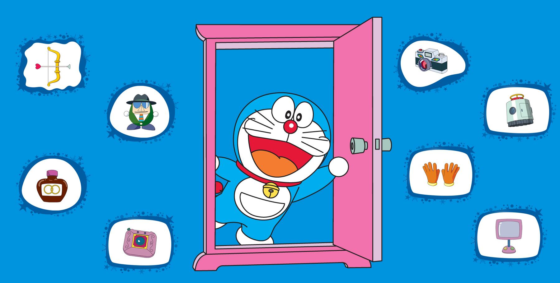 Doraemon ve Sihirli Aletleri