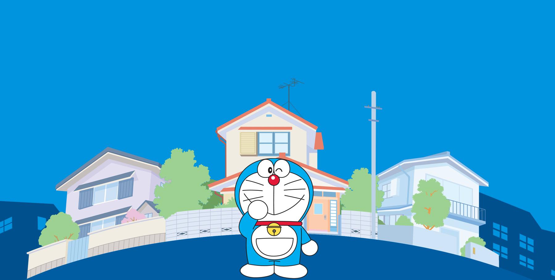 Doraemon Web Sitesi