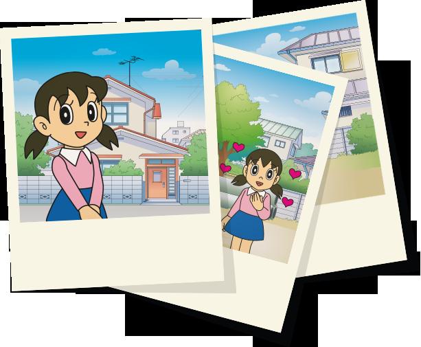 Doraemon Karakterleri Shizuka