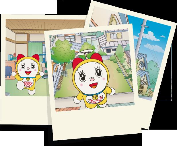 Doraemon Karakterleri Dorami