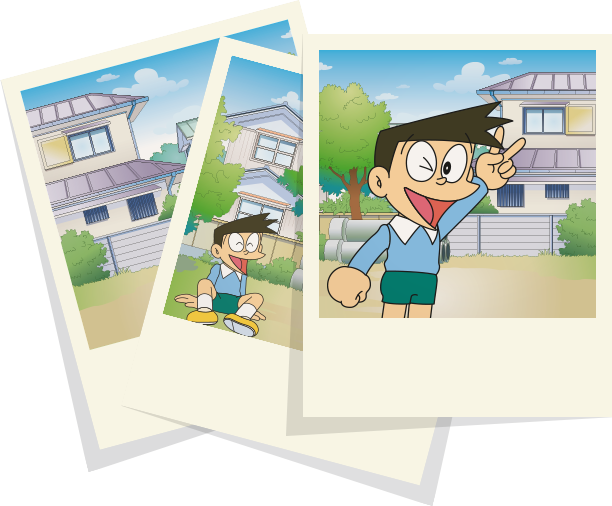Doraemon Karakterleri Suneo