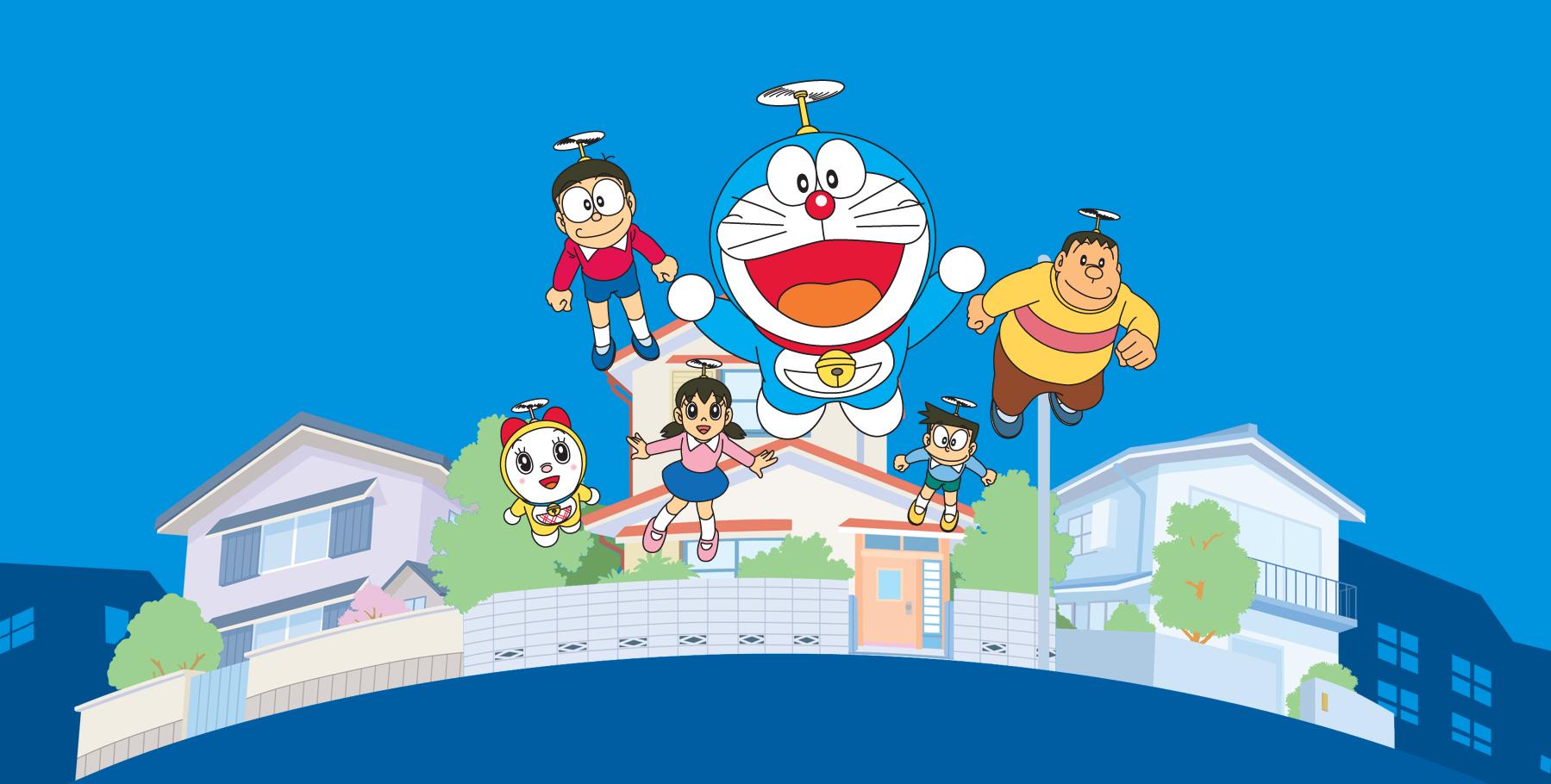 Doraemon ve Arkadaşları