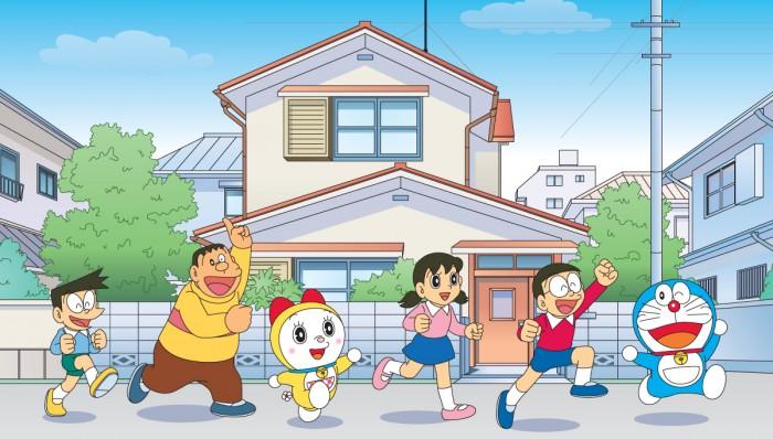 Doraemon'un Dünyası