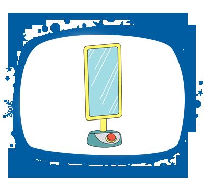 Dupli Mirror