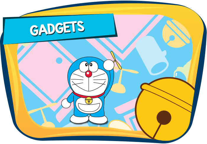 Doraemon-Gadgets-Icon